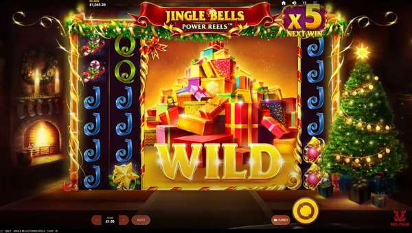 Jingle Bells Power Reels free slot