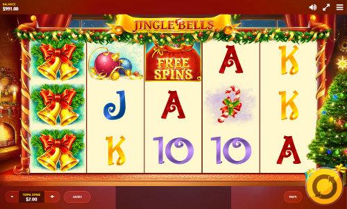 Jingle Bellscolossal symbols slot