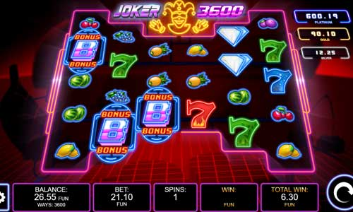 Joker 3600buy feature slot