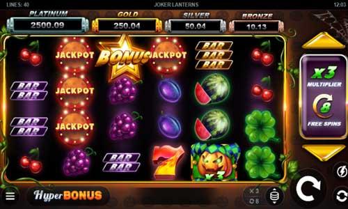 Joker Lanternsjackpot slot