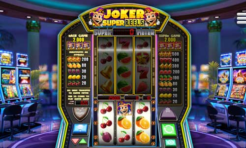 Joker Super Reels free slot