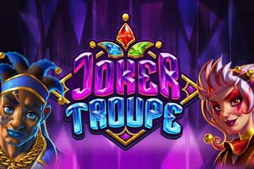 Joker Troupe slot coming soon