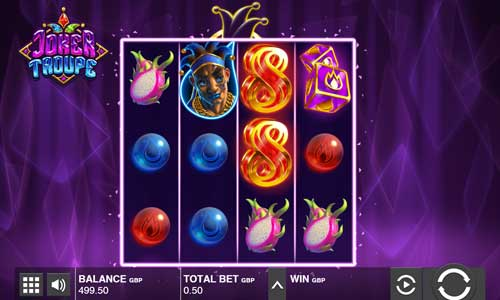 Joker Troupe free slot