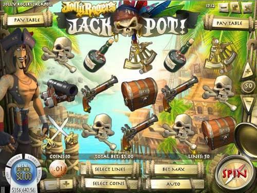 Jolly Rogers Jackpot free slot