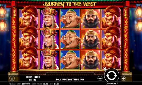 Journey to the West free slot