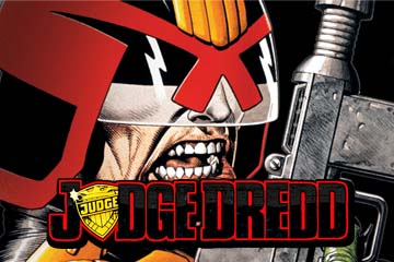 Judge Dredd free slot