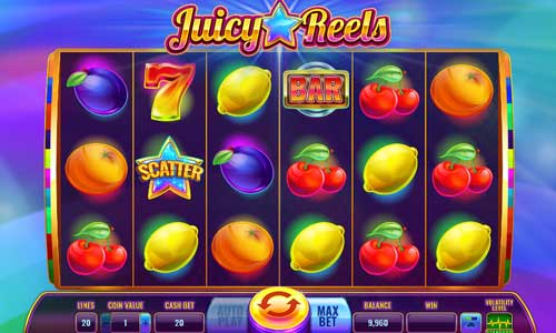 Juicy Reels free slot