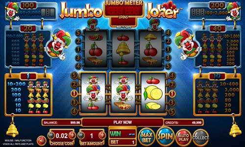 Jumbo Joker free slot