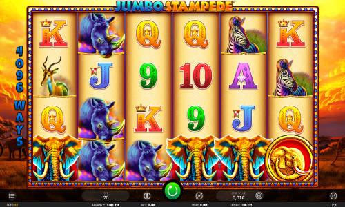 Jumbo Stampede casino slot