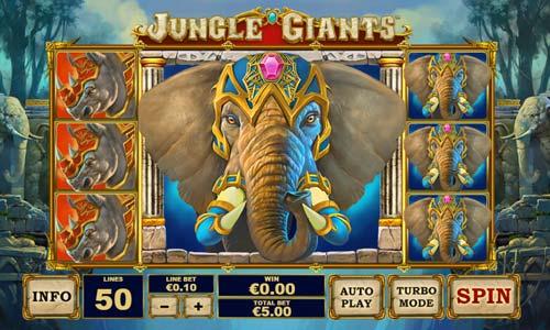 Jungle Giants free slot