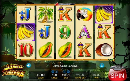 Play Jungle Wild Slot with Cash Back Bonus| PlayOJO