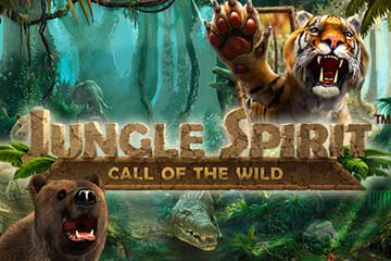 Jungle Spirit Call of the Wild free slot