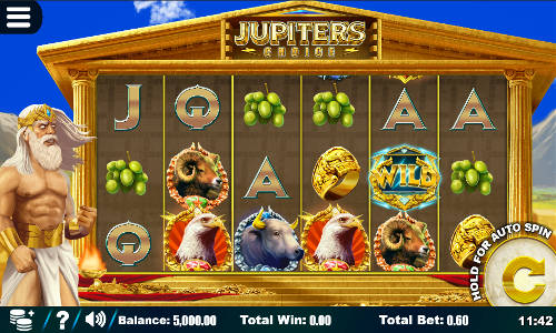 Jupiters Choice free slot