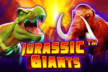 Jurassic Giants free slot