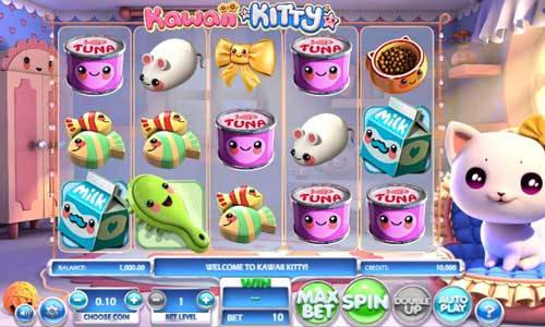Kawaii Kitty free slot