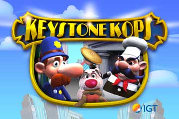 Keystone Kops slot IGT