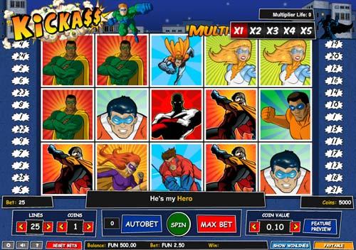 Kickass free slot