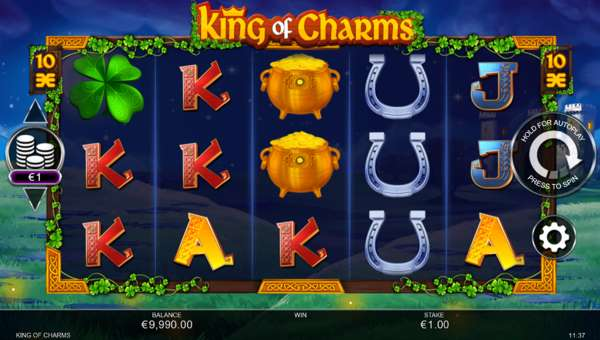 King of Charms free slot