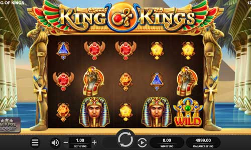 King of Kingsjackpot slot
