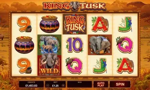 King Tusk free slot