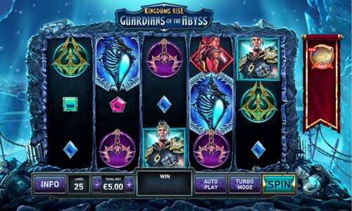 Kingdoms Rise Guardians of the Abyssjackpot slot