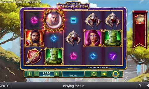 Kingdoms Rise Legend of Elvenstone free slot