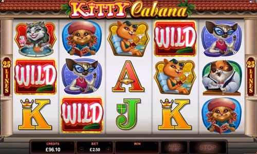Kitty Cabana free slot