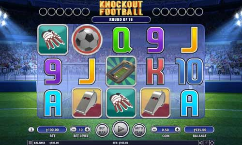 Knockout Football free slot