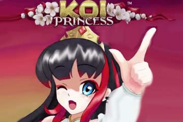 Koi Princess casino slot