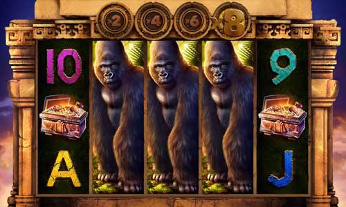 Kongs Temple free slot
