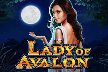 Lady of Avalon slot Barcrest