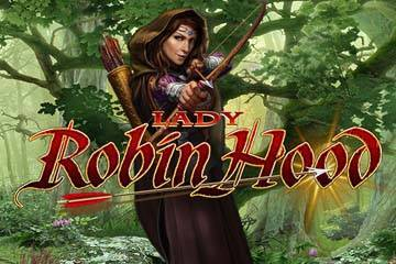 Lady Robin Hood casino slot