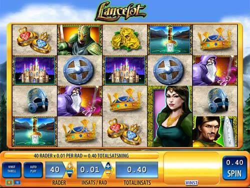 Lancelot free slot