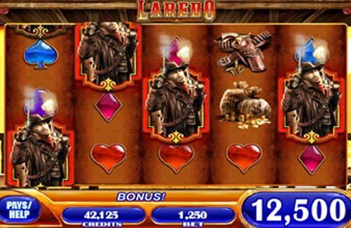 Laredo free slot