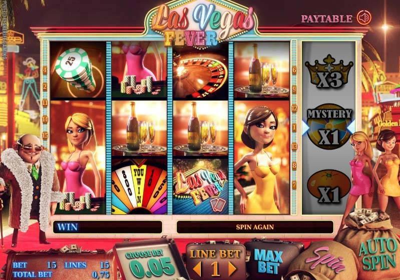 Las Vegas Fever free slot