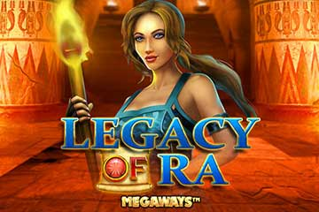 Legacy of Ra Megaways casino slot