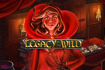 Legacy of the Wild slot Playtech