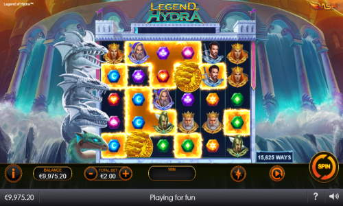Legend of Hydra casino slot