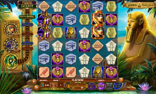 Legend of the Nile free slot