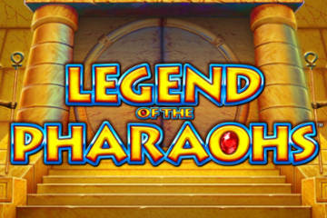 Legend of the Pharaohs slot Barcrest