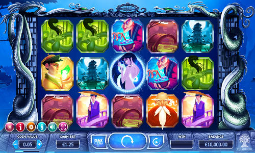 Legend of the White Snake Ladywin both ways slot