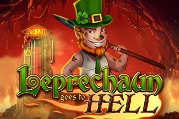 Leprechaun Goes to Hell slot Playn Go
