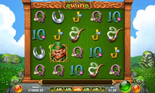 Leprechaun Goes Wild free slot