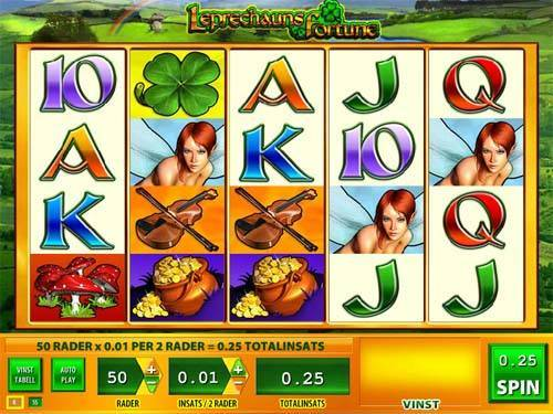 Leprechauns Fortune free slot