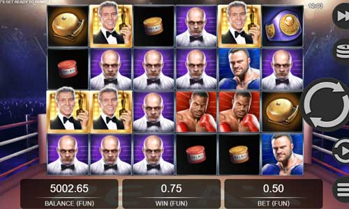 Lets Get Ready to Rumble free slot