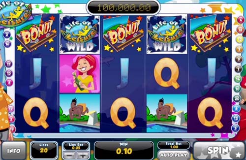 Life of Leisure free slot