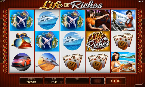 Life of Riches free slot