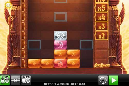 Light Blocks free slot