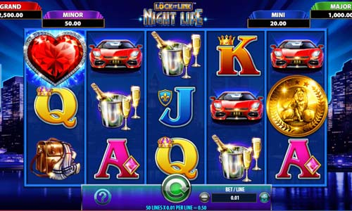Lock it Link Nightlifejackpot slot