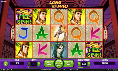 Long Pao free slot